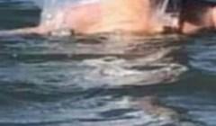Netko je u moru snimio kupačicu koja je zbog svoje opreme za plivanje postala hit na Facebooku