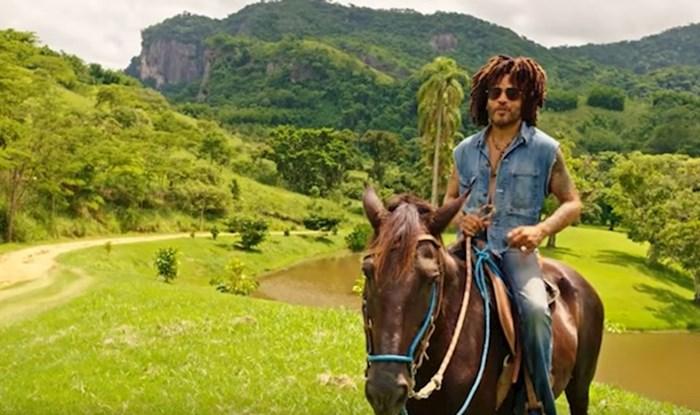 VIDEO Zavirite u genijalni dom Lennyja Kravitza na brazilskoj farmi
