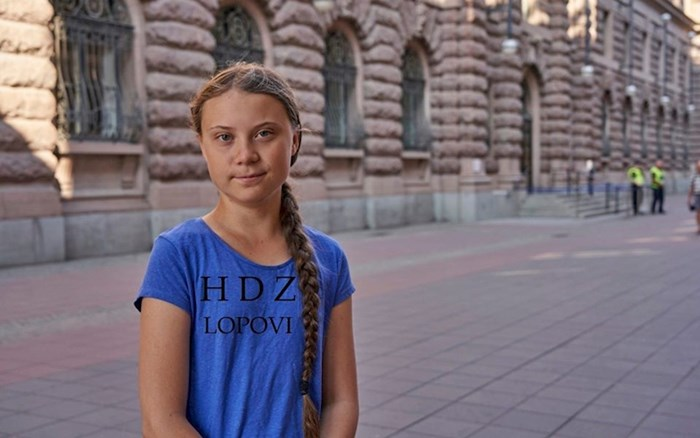 Greta se pridružila Pernaru!