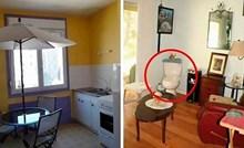 Agenti za nekretnine podijelili su fotke najčudnijih prizora koje su vidjeli na poslu