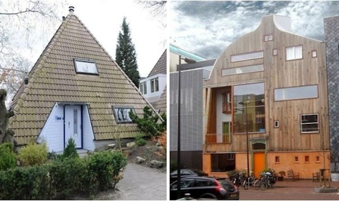 +25 najružnijih kuća u Nizozemskoj koje su ovi ljudi morali podijeliti sa svima