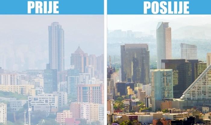 Toranj koji transformira zagađeni zrak u svježi kisik spasiti će mnoge gradove