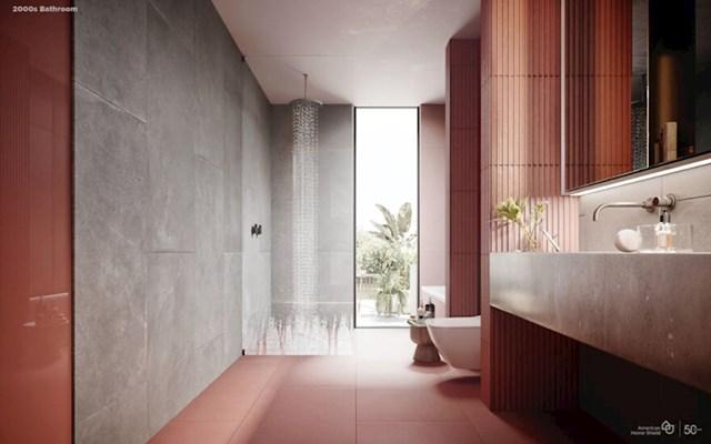 Kupaonica 2000-ih godina