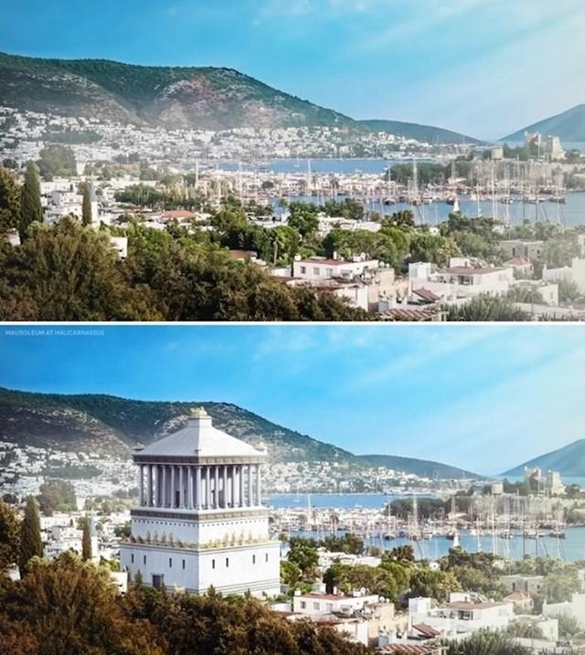 Mauzolej u Halikarnasu
