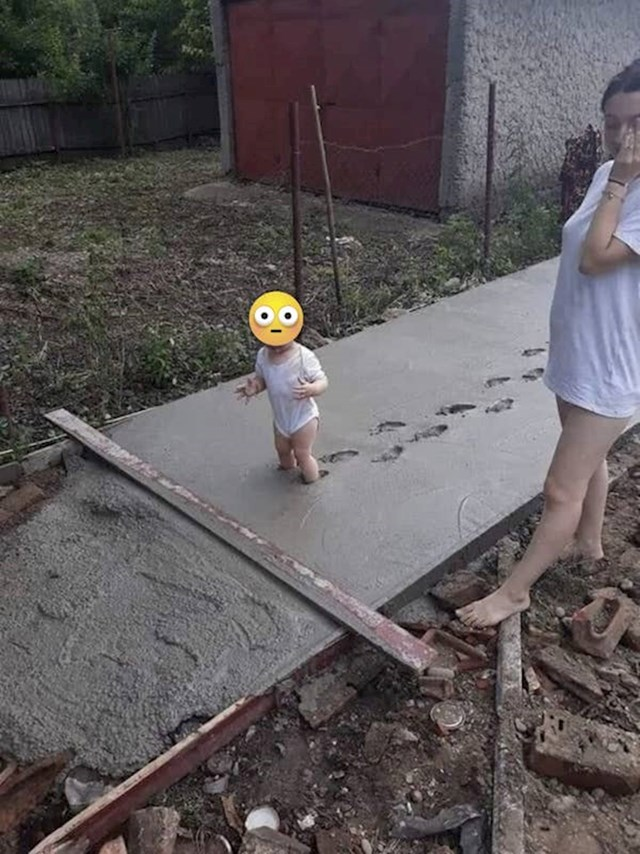Ova mama koja... pa, ne mora se ništa objašnjavati ovdje.