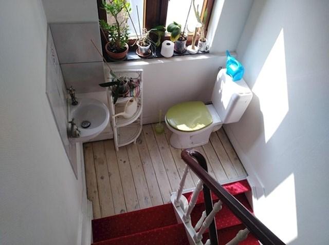 """""""Unajmio sam ovaj stan putem Airbnba. Domaćin nije objavio ovu fotografiju."""""""