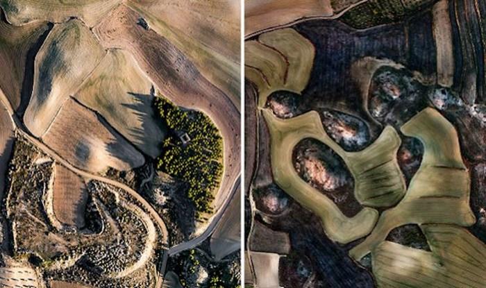 15 fotografija španjolskih farmi koje nalikuju na slike Picassa, Miróa i Dalíja