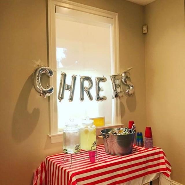Ovaj suprug imao je jedan zadatak oko pripreme za rođendan.