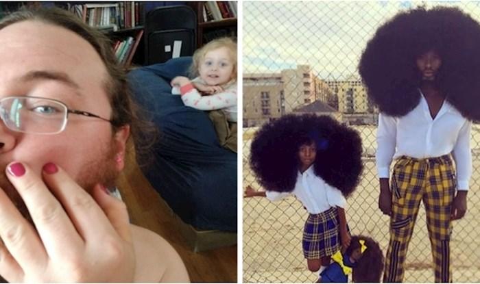 15 fotografija oca i kćeri s vezom čvrstom poput čelika