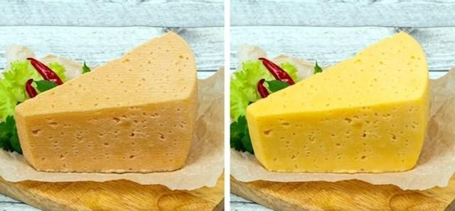 #1 Krajeve sira natrljajte s malo maslaca kako se ne bi osušio.