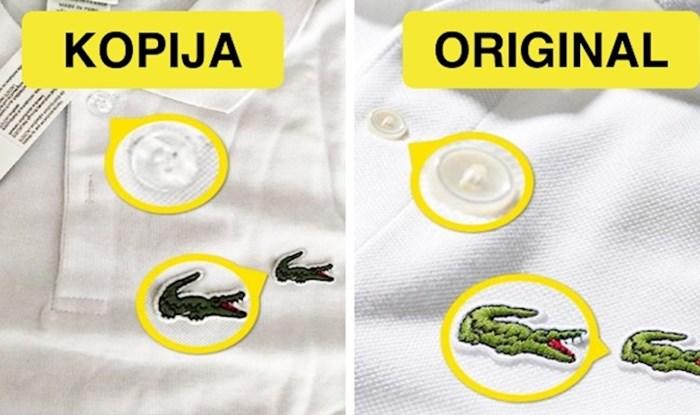 10 načina kako odmah prepoznati fejk dizajnersku odjeću. Ovo malo tko zna!