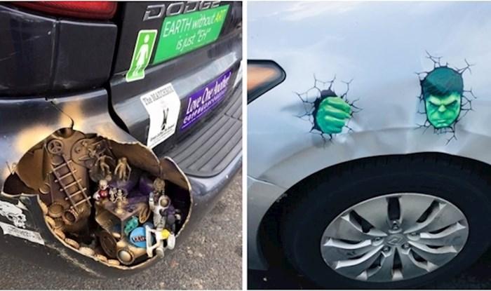15 slučajeva u kojima su ljudi sami zakrpali svoje aute na kreativan način
