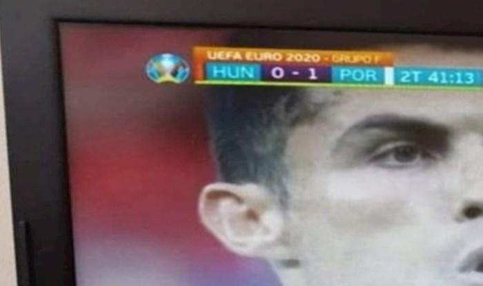 U moru genijalnih memova s Ronaldom teško je ostati ozbiljan