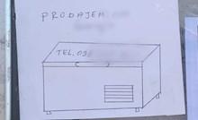 U Rogoznici na oglasima sve je detaljno nacrtano