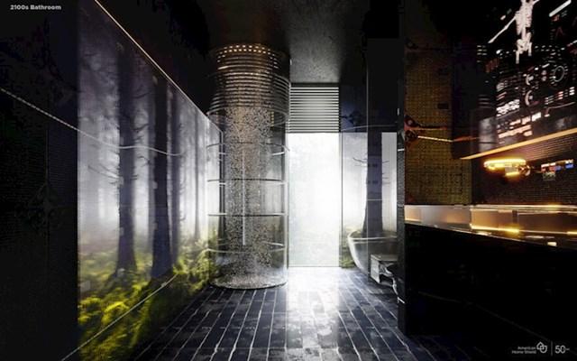 Kupaonica 2100-ih godina