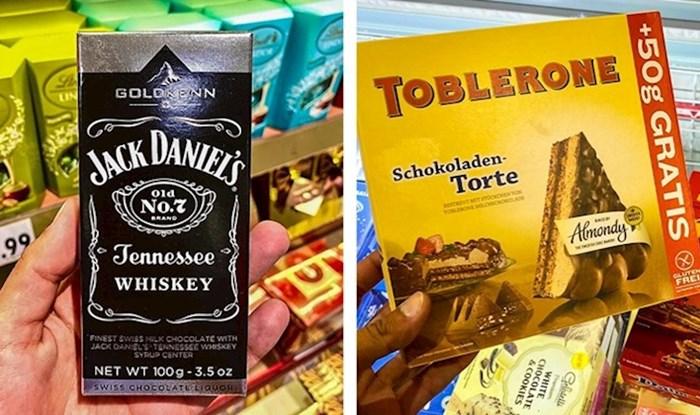 Jeste li već probali čokoladu s okusom Jacka Daniel'sa? Znamo gdje je pronaći