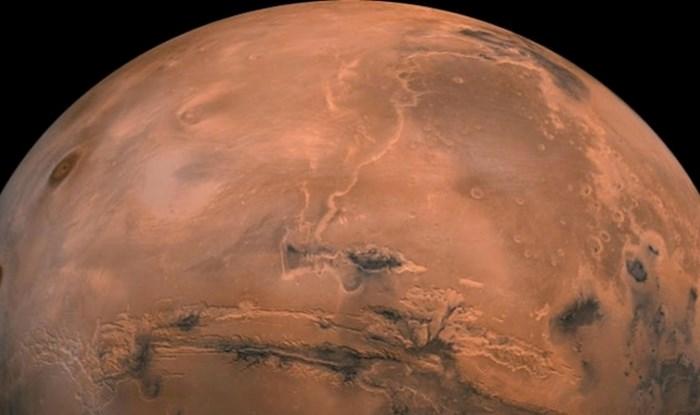 Pogledajte najjasniju fotografiju Marsa koju do sada imamo