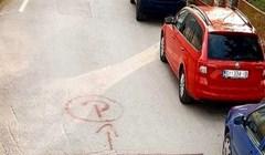 Umjesto natpisa uz cestu, negdje u Dalmaciji nalazi se upozorenje na cesti koje će vas nasmijati