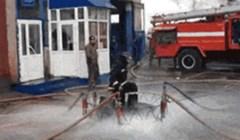U ovoj vatrogasnoj postaji došli su na ideju vodenog drona