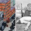 Umjetnica stvara ilustracije u kojima su zamijenjene uloge ljudi i životinja