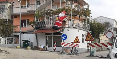 Vrijeme je zanimljivih božićnih ukrasa, evo jednog genijalanog