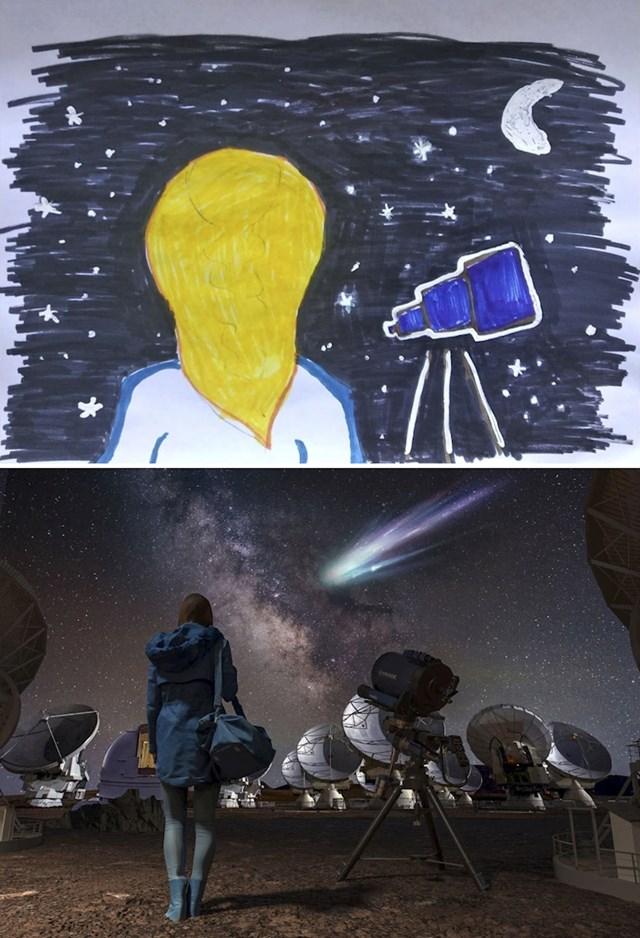 Viola (10), Ukrajina - Astronomkinja