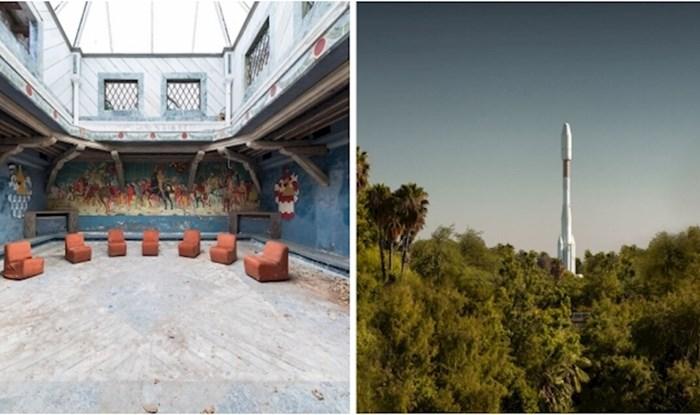 10 fascinantnih fotografija napuštenih mjesta koje će vam zaustaviti dah