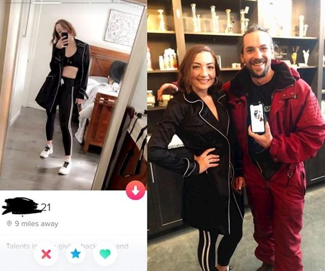 """""""Bio sam na Tinderu u ambulanti kad sam podigao pogled i ugledao djevojku koju sam upravo vidio u aplikaciji."""""""