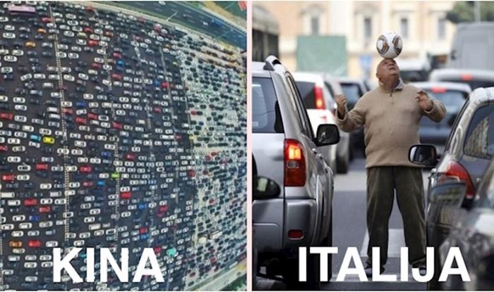 Prometne špice u raznim dijelovima svijeta kakve još niste vidjeli