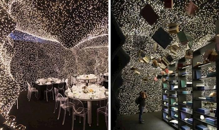 """U Meksiku postoji """"Interstellar"""" tematski restoran u kojem će te pronaći 250 tisuća lampica"""