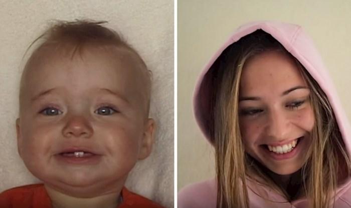 VIDEO Pogledajte odrastanje Lotte, od rođenja do dvadesete godine života