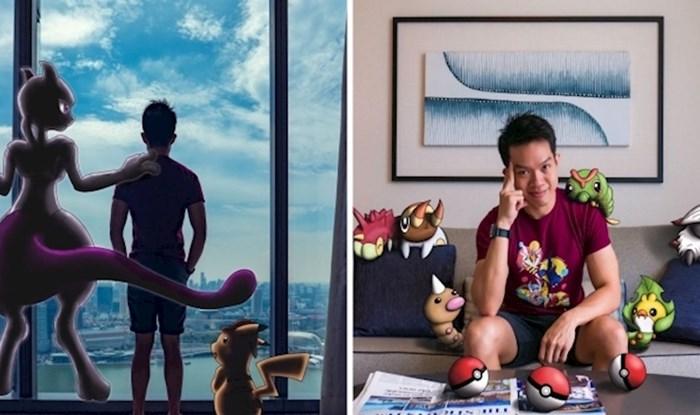 20 fotomontaža Pokemona koji će mnoge od nas vratiti u djetinjstvo