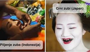 8 neobičnih standarda ljepote u različitim azijskim zemljama