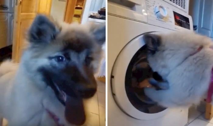 VIDEO Pogledajte Kidinu preslatku reakciju kada joj omiljena igračka završi u perilici rublja