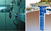 Ovaj bazen u Italiji prava je oaza za ronioce; dubok je čak 42 metra