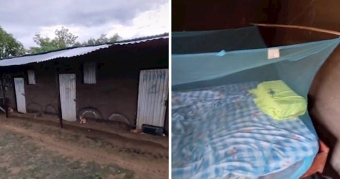 VIDEO Kristijan Iličić podijelio je iskustvo smještaja u Južnom Sudanu; ovo morate vidjeti