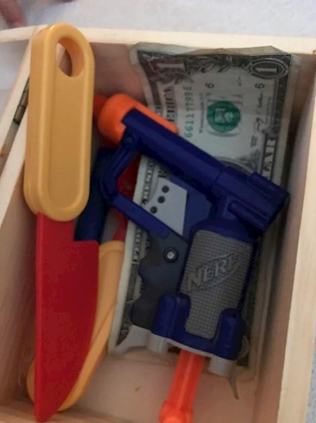 """""""Ovo sam pronašla u sobi svoje trogodišnjakinje, trebam li se zabrinuti?"""""""