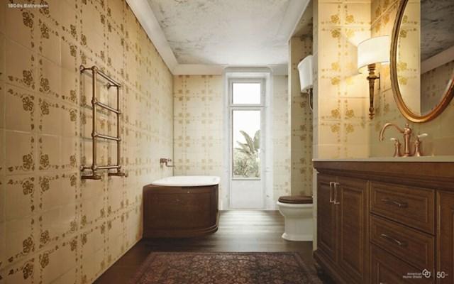 Kupaonica 1800-ih godina