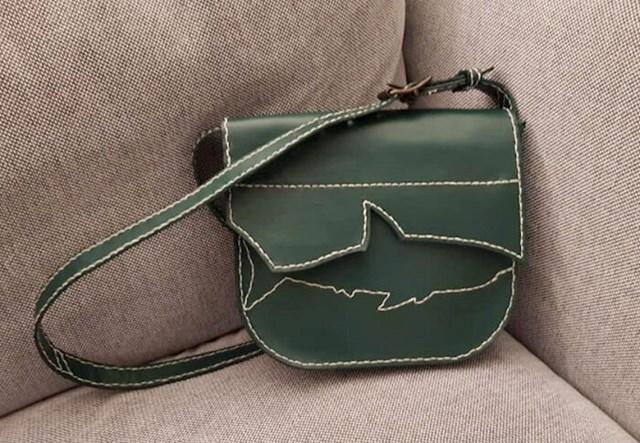 #12 Moj prvi pokušaj izrade kožne torbice. Ručno šivanje trajalo je zauvijek!
