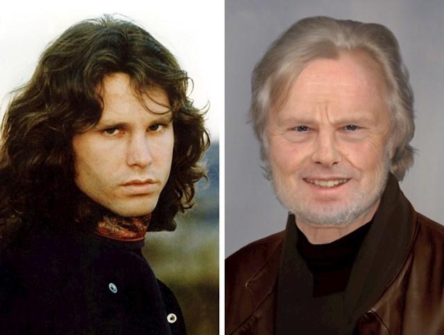 10. Jim Morrison (1943-1971)