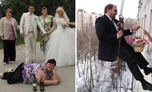 12 neugodnih fotki s ruskih vjenčanja koje su toliko loše da su dobre