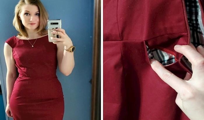 Iznervirani ste što nitko ne pravi haljine s džepovima, ova je žena sama napravila jedan