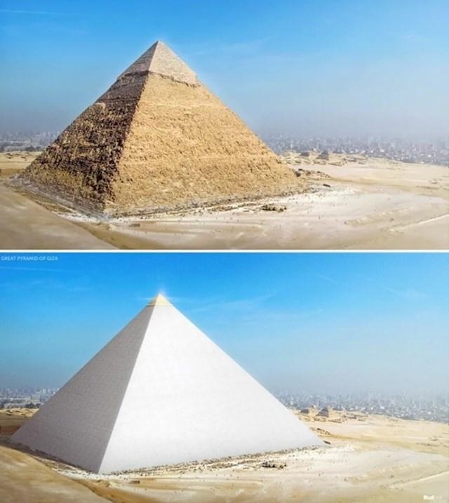 Keopsova piramida u Gizi
