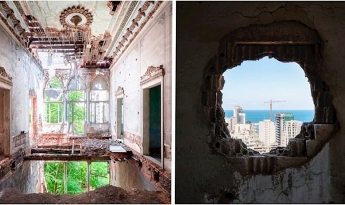 15+ fotografija koje prikazuju štetu godinu dana nakon eksplozije u luci Bejrut