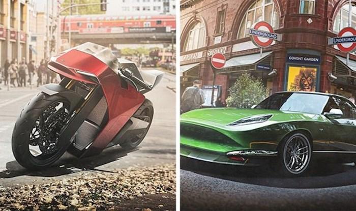 8 Tesla koncept vozila dizajniranih kako bi svatko od nas pronašao onog omiljenog