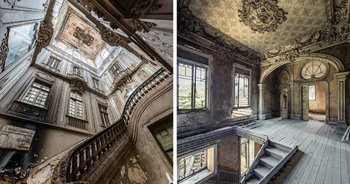 20 fotografija zaboravljenih mjesta koja se nalaze diljem Europe