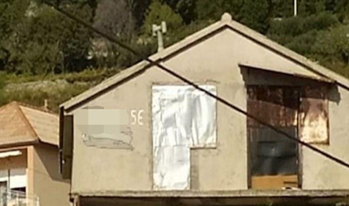 Odlučio je prodati kuću ali nespretnim natpisom je sve zbunio
