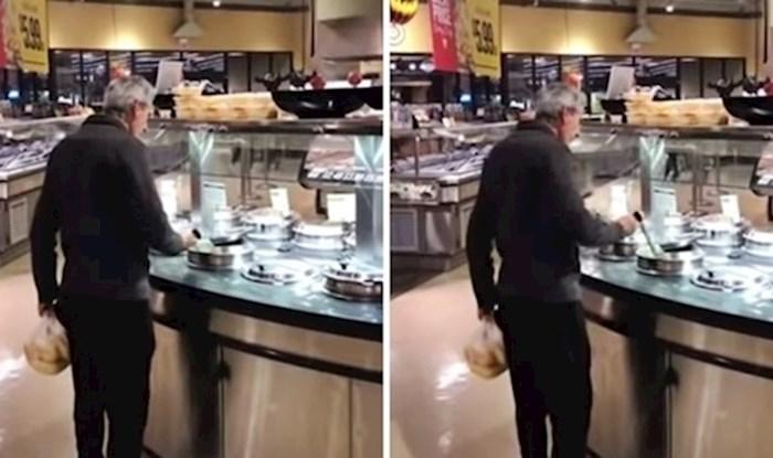 VIDEO Nakon što su vidjeli što radi, odlučili su ipak jesti u nekom drugom restoranu