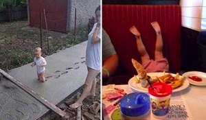 15 fotografija djece čiji roditelji ne znaju bi li se smijali ili plakali