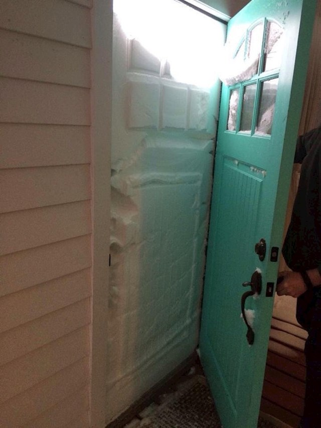"""6. """"Ulazna vrata moje sestra na Plum Islandu."""" New York, SAD"""